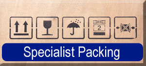 Packing Service Removals Surrey