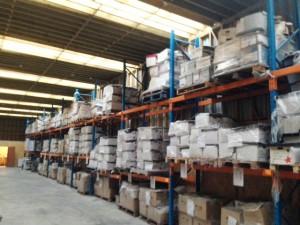 Pallet Storage Surrey